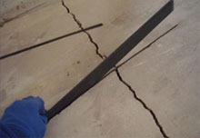 Concrete Crack Repair In Greater Tucson Carbon Fiber