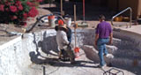 Compaction grouting in Green Valley, Marana